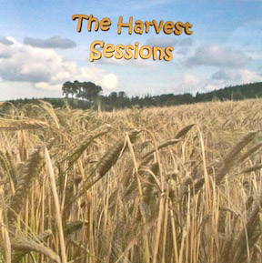 The Harvest Sessions CD Cover by Frieda Morrison