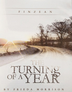 The Turning of a Year DVD cover by Frieda Morrison