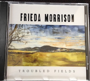 Troubled Fields CD cover